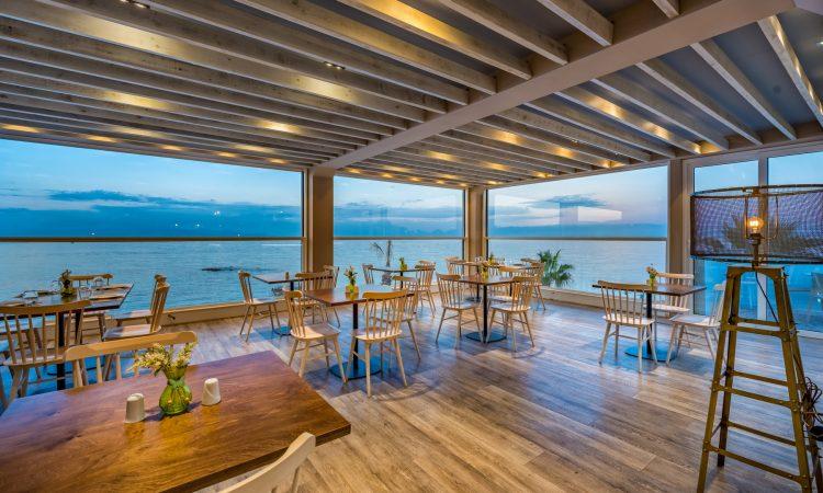 IL TRAMONTO Italian Restaurant Alexandra Beach Resort Tsilivi Zakynthos