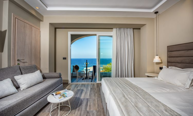 B2 - Standard Room (Sea View)